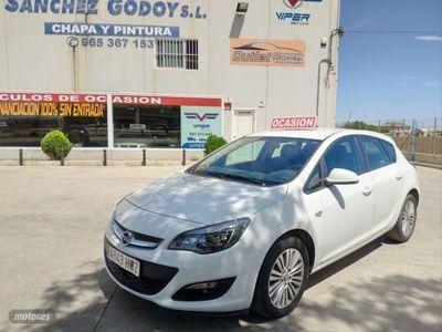 usado Opel Astra 1.7 CDTi SS 110 CV Excellence