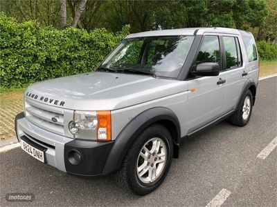 brugt Land Rover Discovery 2.7 TDV6 S