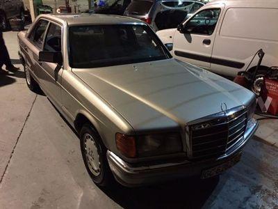 usado Mercedes 300 300SE -91