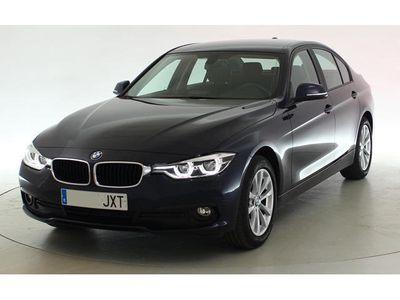usado BMW 318 d PVP OFERTA sujeto a financiación con Bank.