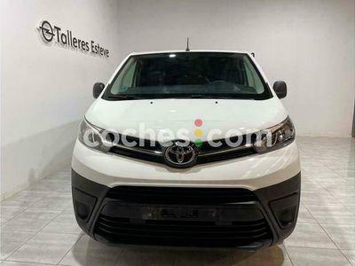 usado Toyota Proace Dcb. Larga 2.0d Business 120 120 cv en Valencia