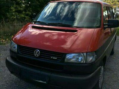 usado VW Multivan T4TDI 102