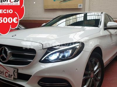 usado Mercedes C250 250CDI BE Avantgarde 7G Plus