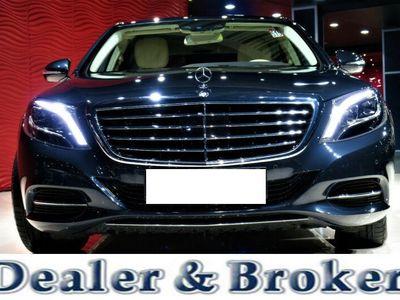 usado Mercedes S350 CDI LARGO, A BAJO COSTE CON DTO CASHBACK