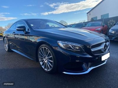 usado Mercedes S500 Clase S4MATIC Coupe