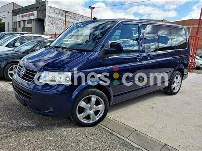 usado VW Multivan 2.5tdi Comfortline 174 174 cv en Palencia