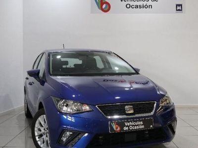 usado Seat Ibiza 1.6 TDI 70KW STYLE 5P