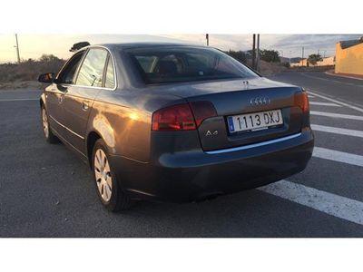 usado Audi A4 2.0TDI 140cv