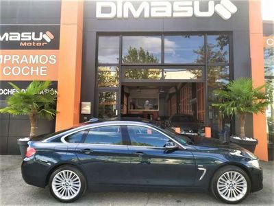 usado BMW 435 Gran Coupé Serie 4 dA xDrive Luxury