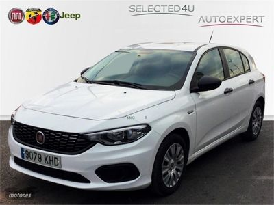 used Fiat Tipo 1.4 16v Pop 70kW 95CV gasolina 5p.