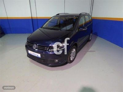 usado VW Touran 1.6TDI Advance 105CV