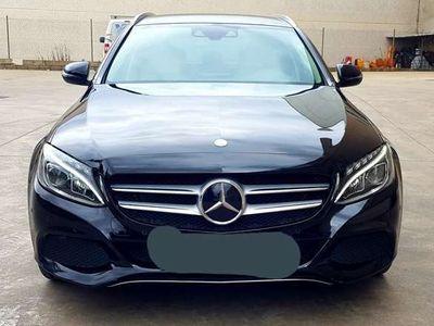 usado Mercedes C200 d T 7G-TRONIC Plus Avantgarde