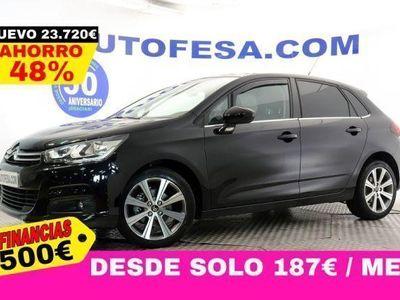 usado Citroën C4 Picasso 1.6 BlueHDi 120cv Feel Edition 5p S/S #NAVY, LIBRO
