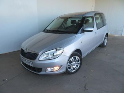 usado Skoda Roomster 1.6 TDI CR AMBITION
