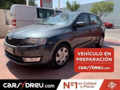 used Skoda Rapid Rapid/Spaceback1.6 TDI CR 105CV AMBITION SPACEBACK