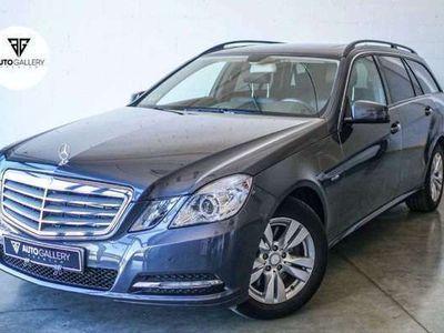 usado Mercedes E350 CDI Estate BE 7G Plus
