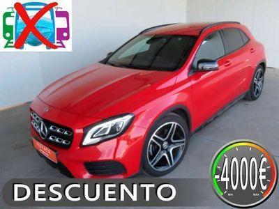 """usado Mercedes GLA220 d 7G-DCT 177CV """"AMG Line, Navegador Garmin®"""""""