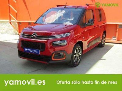 usado Citroën Berlingo M1 BlueHDi S&S Talla M Shine 100
