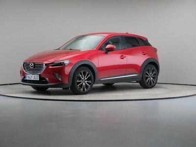 usado Mazda CX-3 2.0 Skyactiv Ge120 Luxury 2wdAt