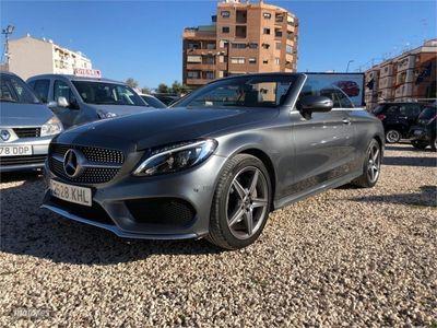 gebraucht Mercedes 200 Clase C C Cabrio