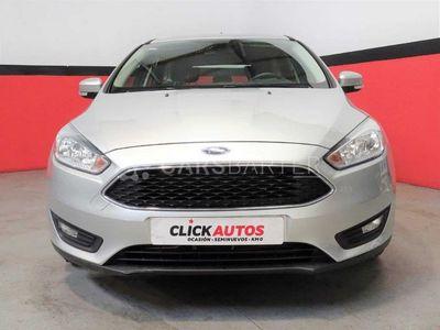 usado Ford Focus SB 1.6 TIVCT 125CV Trend+ automatico 5p