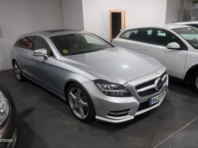 usado Mercedes CLS350 Shooting Brake CLS CDI BE