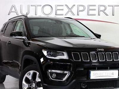 used Jeep Compass 2.0 MJET LIMITED 4WD 4X4