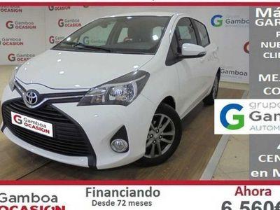 brugt Toyota Yaris 1.0 City