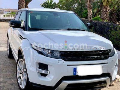 usado Land Rover Range Rover evoque 2.2l Sd4 Dynamic 4x4 190 Aut. 190 cv en Palmas, Las