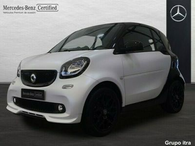 usado Smart ForTwo Coupé 66 kW turbo