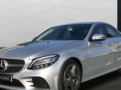 usado Mercedes 200 Clase C C-CLASS 2.0D AUTO 150 4P