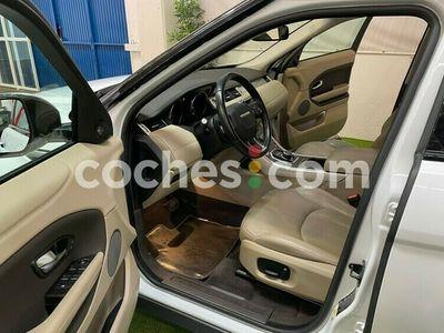 usado Land Rover Range Rover evoque 2.0td4 Se 4wd 150 150 cv en Sevilla