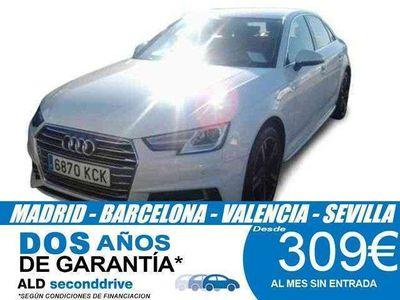 usado Audi A4 1.4 TFSI S line edition 110kW