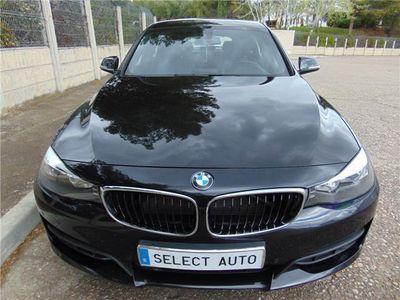 usado BMW 318 Gran Turismo Serie 3 F34 Diesel Modern*cuero*gps*