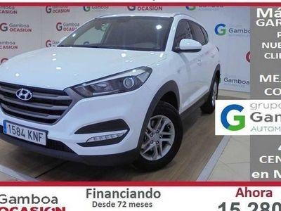 usado Hyundai Tucson 1.6 GDI BD Essence 4x2 131
