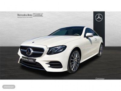 usado Mercedes 400 Clase E E Coupé4Matic 9G-Tronic
