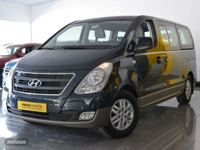 gebraucht Hyundai H-1 2.5 CRDI 100KW TECNO 136 5P 8 PLAZAS