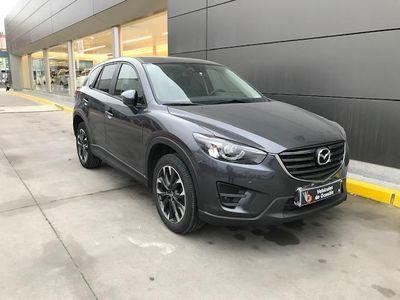 gebraucht Mazda CX-5 2.2 DE 110KW BLACK TECH EDITION AUTO 5P