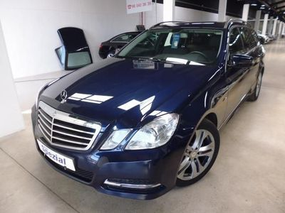 usado Mercedes 220 Clase E CLASECDI BLUEEFFICIENCY AVANTGARDE