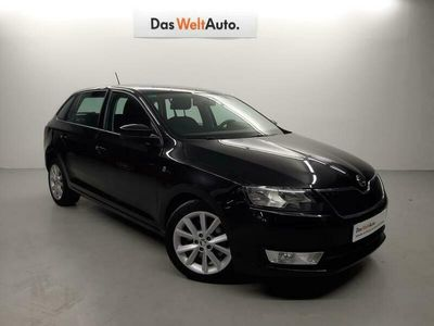 usado Skoda Rapid 1.6TDI CR Ambition 66kW