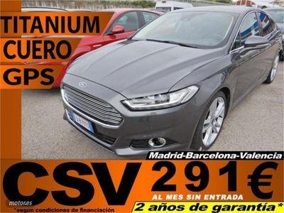 used Ford Mondeo 2.0 TDCi 180CV Titanium SportBreak