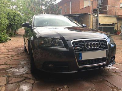 usado Audi A3 2.0TDI Ambiente S-Tronic