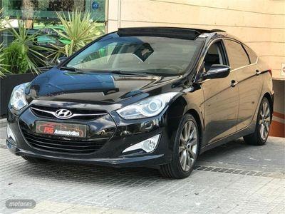 usado Hyundai i40 1.7CRDI Tecno Xenon Aut. EQUIPADÍSIMO -