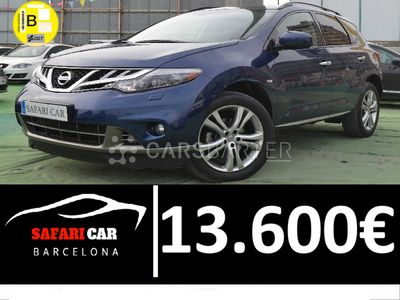 usado Nissan Murano 2.5 190cv 5p