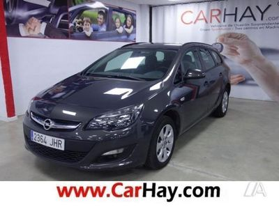 brugt Opel Astra 1.6CDTi S/S Selective 110