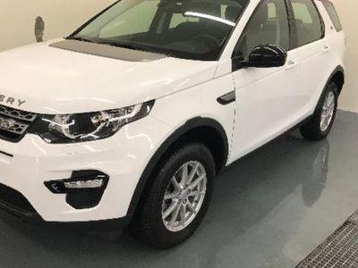 usado Land Rover Discovery Sport 2.2TD4 S 4x4 150