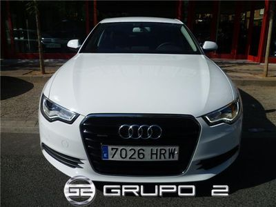 usado Audi A6 3.0TDI quattro S-Tronic *NUEVO MODELO*KM GARANTIZA