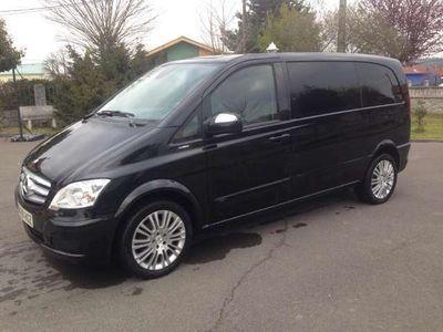 usado Mercedes Viano 2.2CDI Trend Compacta 4M Aut.