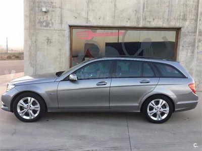 usado Mercedes C220 Clase CCdi Blue Efficiency Estate 5p. -12