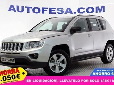 used Jeep Compass 2.2CRD Sport 4x2